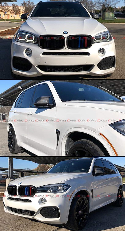 Amazon.com: Para 2014 – 2017 BMW F15 X5 F16 x6 x3 x4 Fibra ...