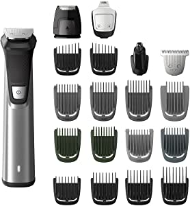 Philips Norelco All-in-One Cord/Cordless Multigroom Turbo-Powered Full Body Trimmer 23 Attachment Grooming Kit