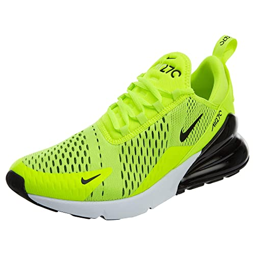 buy popular 2d97a e0f3c Nike Air Max 270, Scarpe da Ginnastica Uomo, Giallo (Volt Black Dark  Grey White), 43  Amazon.it  Scarpe e borse