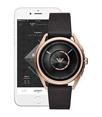 Emporio Armani Smartwatch ART9005: Amazon.es: Relojes