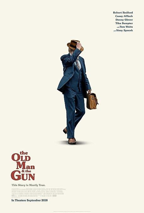 ผลการค้นหารูปภาพสำหรับ the old man and the gun  film POSTER