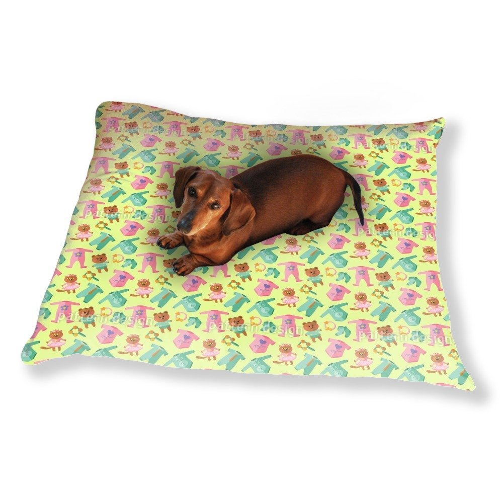 Baby Clothes And Toys Dog Pillow Luxury Dog / Cat Pet Bed