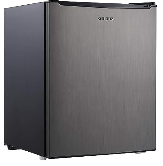 Amazon.com: Galanz 2,7 CU FT aspecto de acero inoxidable ...
