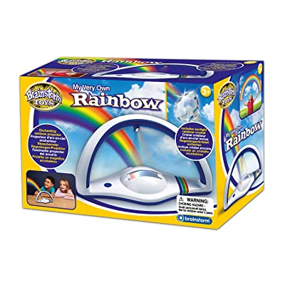 Brainstorm Toys E2004 My Very Own Rainbow Light Projector: Toys & Games