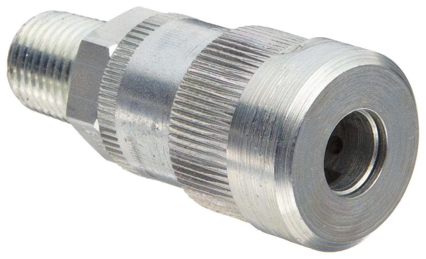 Alemite 307111 Quick-Detach Air Coupler, 1/4'' NPT