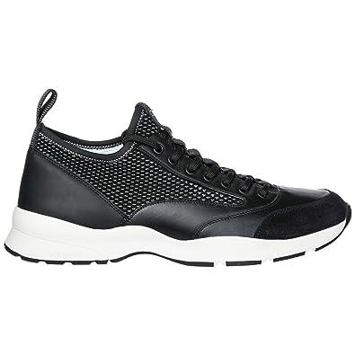5455e4cb825 Dior Basket Homme Black 44 EU  Amazon.fr  Chaussures et Sacs