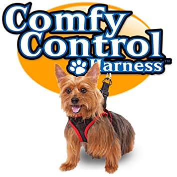 Amazon.com : Comfy Control Dog Harness - As Seen On TV : Pet ...