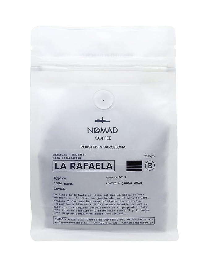 Nomad Coffee - Espresso Especial - Café de Especialidad en Grano, Tueste Espresso - Roasted in Barcelona - 250g: Amazon.es: Alimentación y bebidas