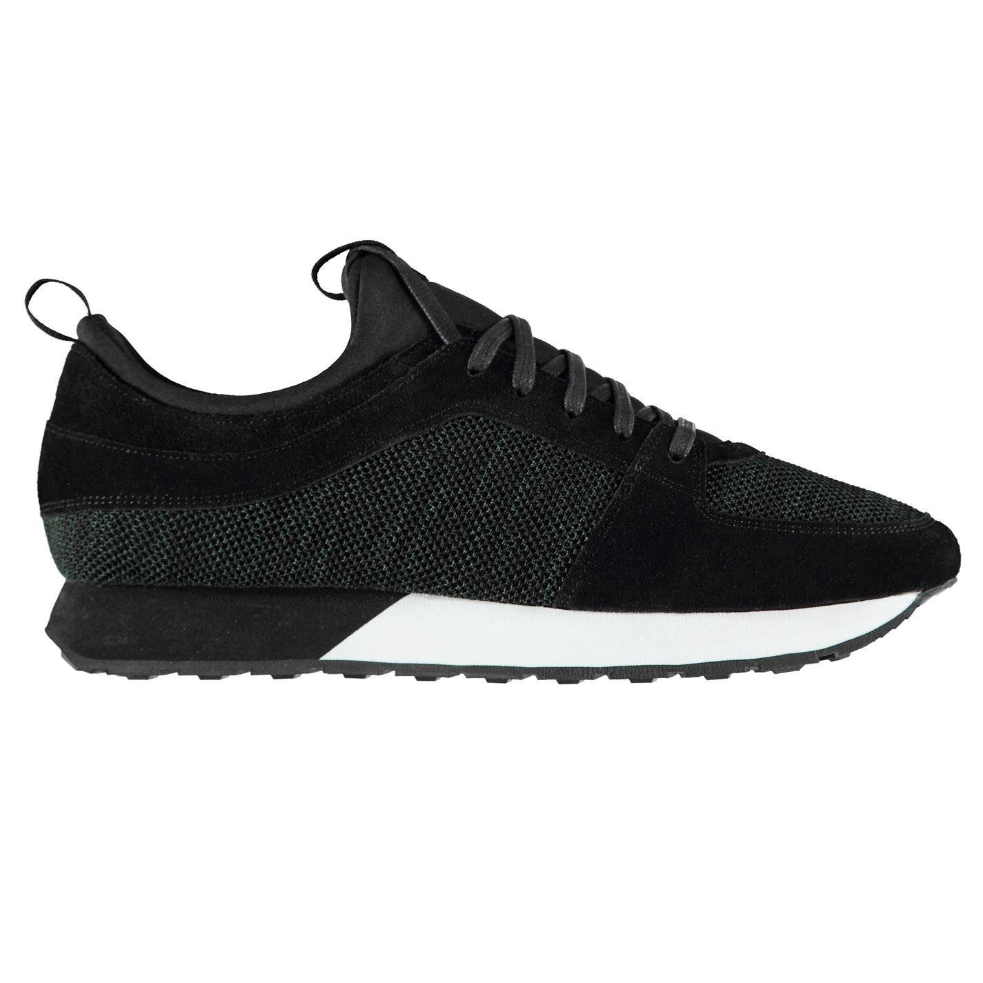 Original-Schuhe Firetrap Thane Fashion Turnschuhe Herren FREIZEITSCHUHE khaki schwarz, FREIZEITSCHUHE Herren Turnschuhe 865001