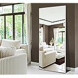 Amazon.com: BrandtWorks BM021T Weathered Harbor Tall Floor Mirror ...