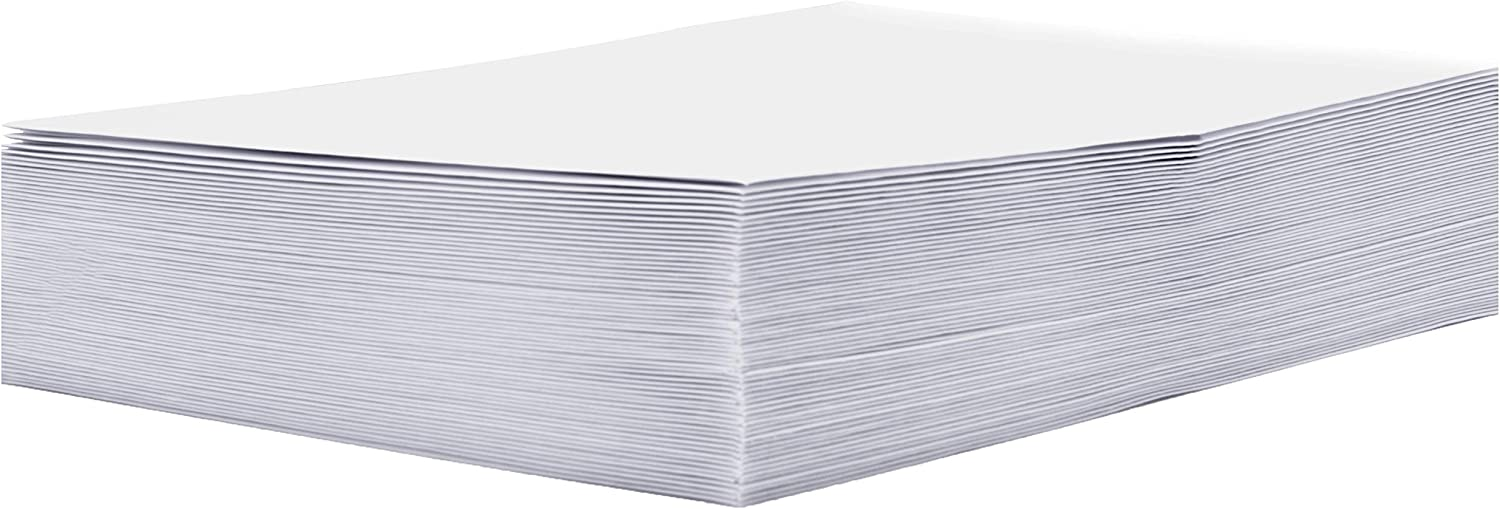 Limited Papers | A9 Envelopes | Bulk Mailing Materials | Ideal for Letters, Invitations, Announcements or Personal Messages | Booklet Style Square Flap | 8.75? x 5.75? | 100 White Pieces : Office Products