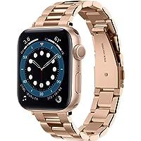 Spigen Modern Fit compatibel met Apple Watch Bandje voor 38mm/40mm Series 6/SE/5/4/3/2/1 - Rose Gould