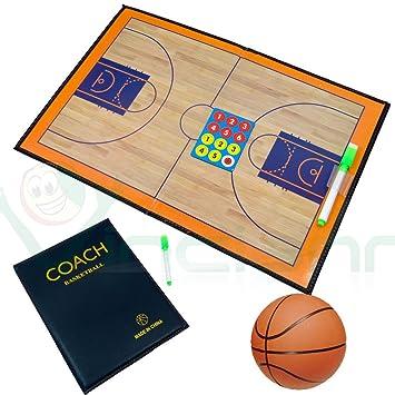 Pizarra táctica magnética baloncesto Entrenador Coach ...