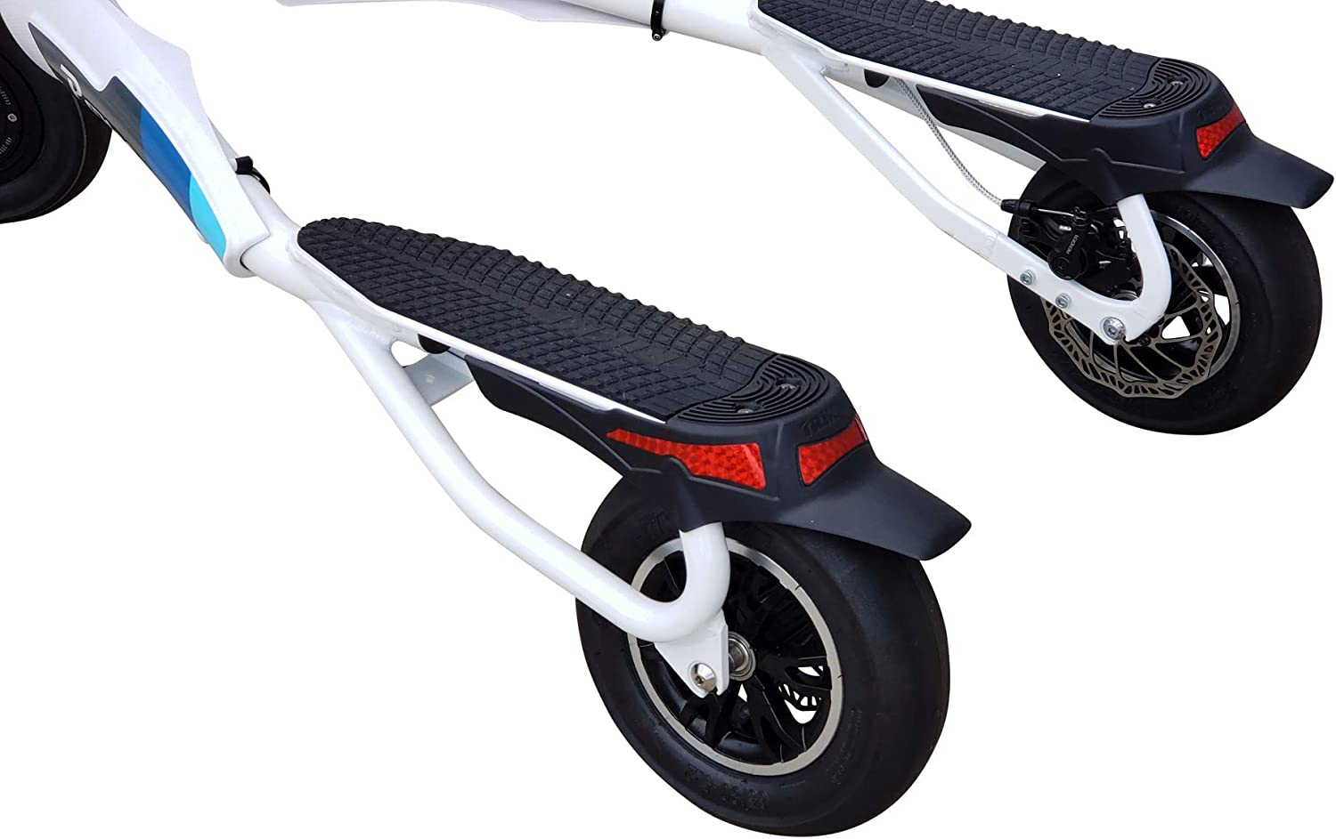 Amazon.com: trikke 48 V Deluxe Electric Scooter: Sports ...