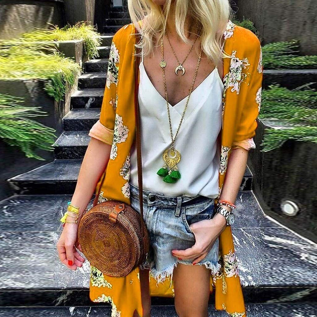 Mujer Encaje Cardigan Largos De La Playa Bohemia Mujer Primavera Verano Tallas Grandes Kimono Cardigan Extragrande Wraps Tops Outerwear Jersey Fundaciointermedia Org