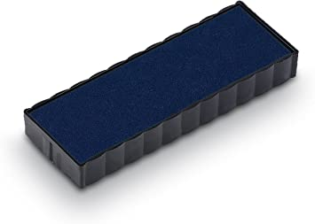 Trodat Printy 6//4817 Replacement Ink Cartridge Blue 97024