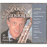 Boots Randolph: 36 All-Time Favorites
