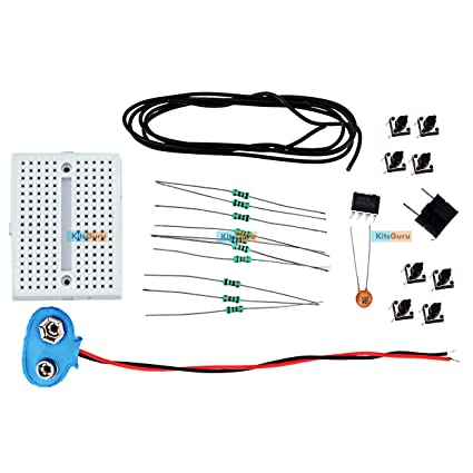 Buy DIY Kit - Piano Based on 555 timer : LGBK002 Online at Low ...