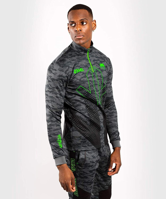 Venum Dry Tech Sweatshirt mit Rei/ßverschlusskragen Arrow Loma Signature-Kollektion