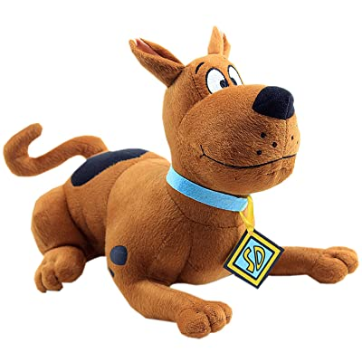 uiuoutoy Scooby Doo Plush Toy 12'' Stuffed Animal: Toys & Games