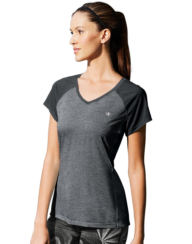 edab24e166e2 Amazon.com  Champion Women s Super-Soft Marathon Tee  Clothing