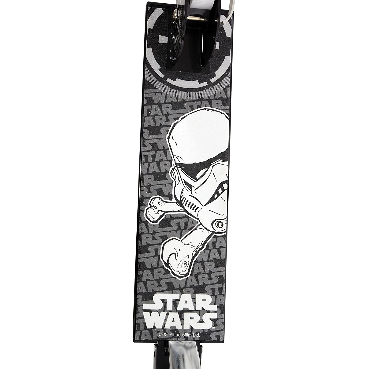 Amazon.com: MV Sports M14359 Star Wars - Patinete plegable ...