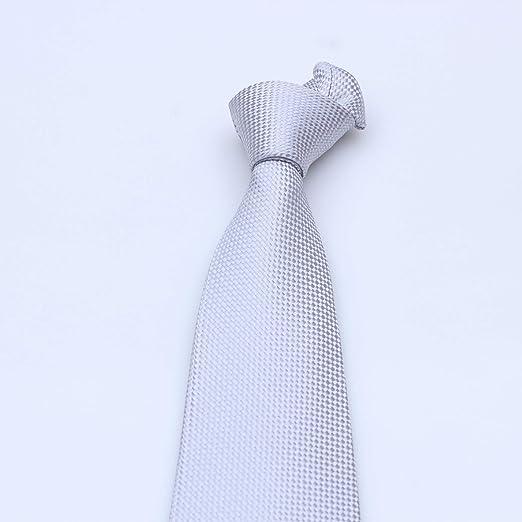 LBBJJ Corbata de Moda clásica Hombres Tie_Years Wild Tie Hombres ...