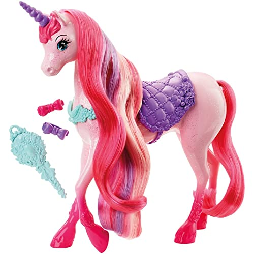 Barbie Fairytale Endless Hair Kingdom Unicorn
