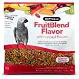 Medium-Large Fruit Blend Diet