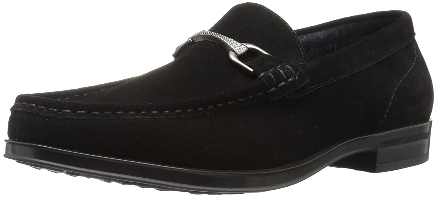 57c0ec7026e CLASSIC STYLE  Moc-toe slip on penny loafer with metal bit detailing.  COMFORT  Fully cushioned insole with memory foam for superior padded cushy  comfort and ...