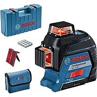 Bosch Professional GLL 3-80 - Nivel láser (alcance