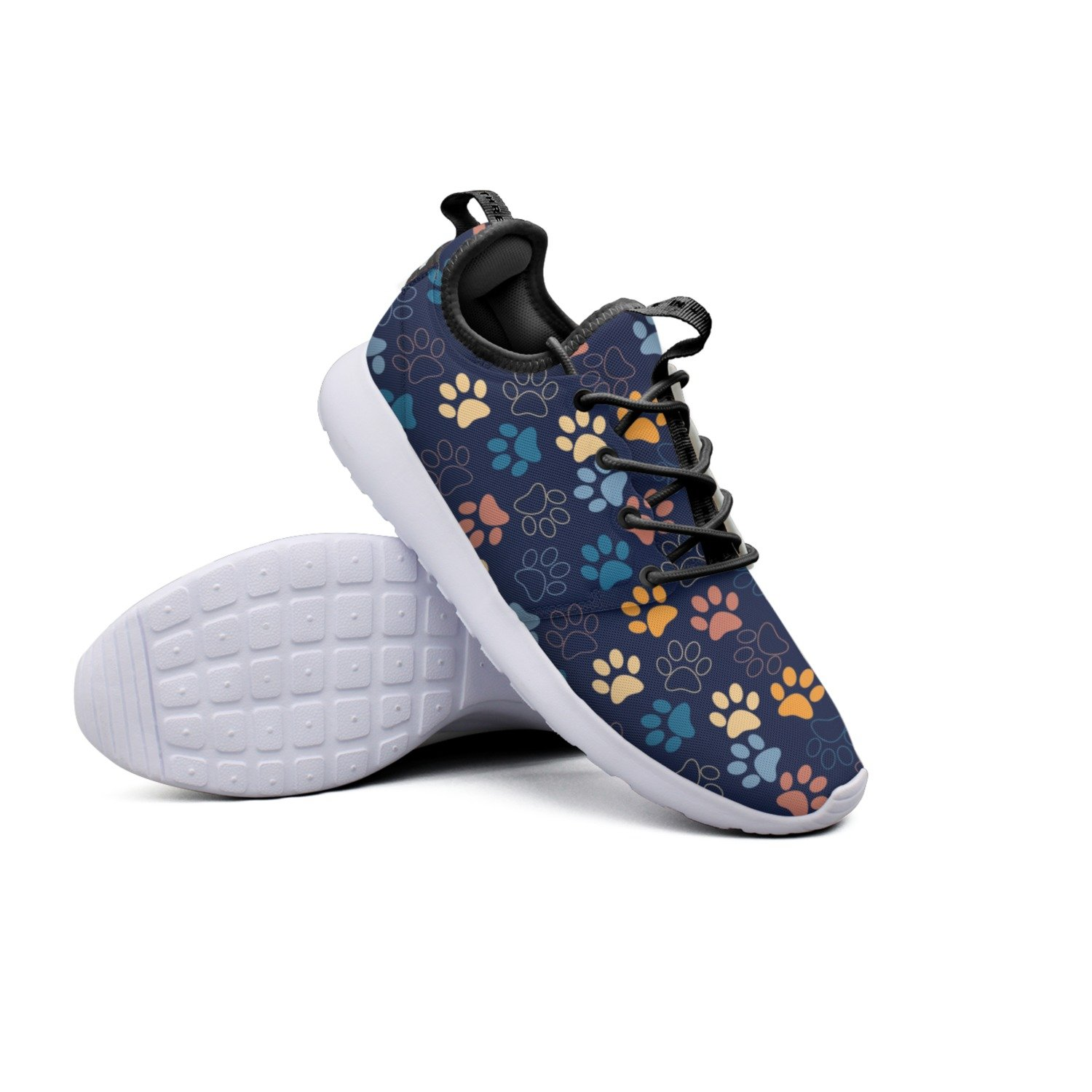 FUFGT Paw Party Supplies Womans Net Running Shoes Climbing Comfortable