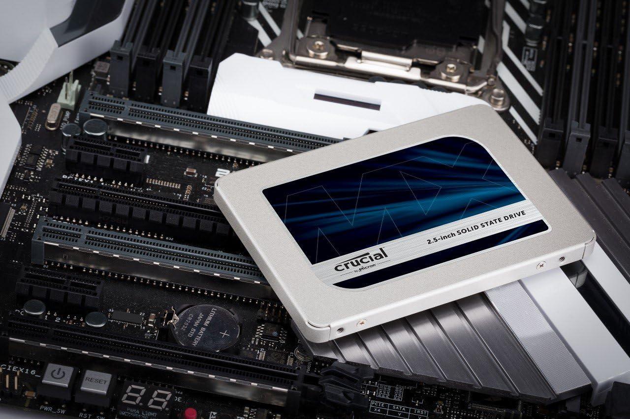 🦂 DISCO DURO ESTADO SOLIDO ⚡ SATA - 500GB - CRUCIAL - sata, partes-y-repuestos, discos-solidos, discos-duros, asys-computadores-asyscom - 71i%2BDr1voHL. AC SL1280