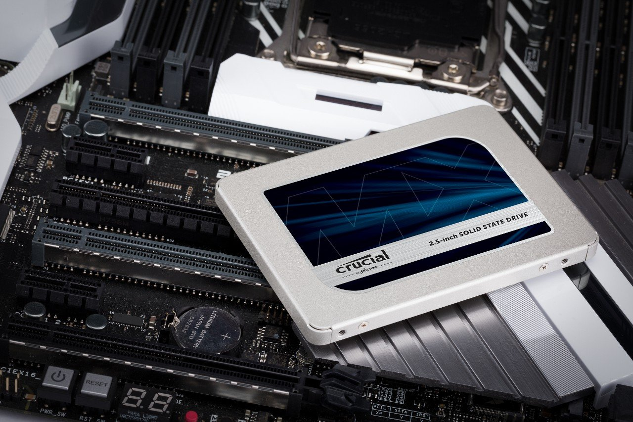 Crucial MX500 250GB 3D NAND SATA 2.5 Inch Internal SSD - CT250MX500SSD1(Z) by Crucial (Image #6)