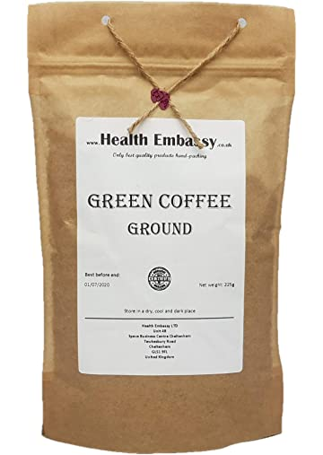 Organic Green Coffee Powder For Weight Lossdiet 100