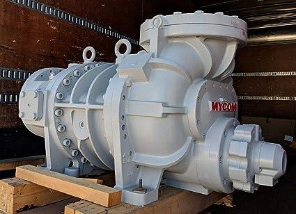 Mayekawa Mycom 320MU-MX Rotary Screw Compressor / 2 6 MPaG/NEW