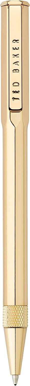 Ted Baker 24k Ballpoint Pen, Gold