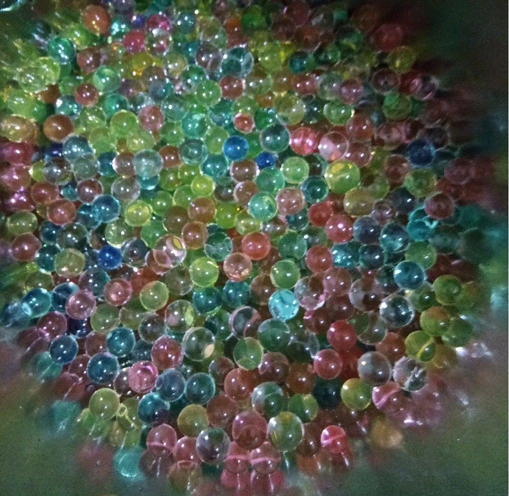 orbeez ball  Eatech Crystal Mud Soil Water Beads Bio Gel Orbeez Ball For Flower ...