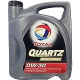 Huile Moteur Total Quartz Ineo First 0W30 - Bidon de 5 L