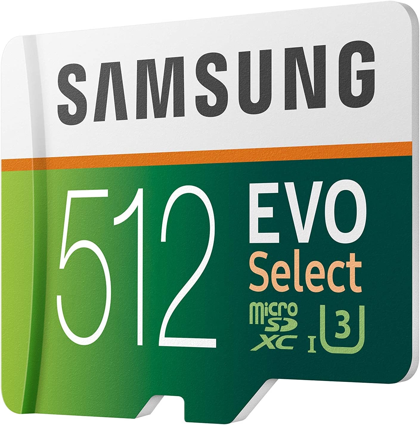 Samsung Evo Select 512 Gb Microsd 100mb Computer Zubehör