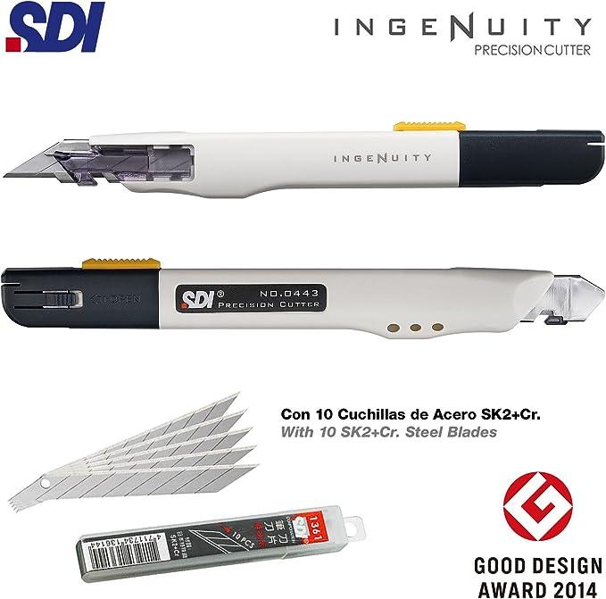 SDI - Pack Cutter Profesional de Alta Precisión SDI Ingenuity (2 ...