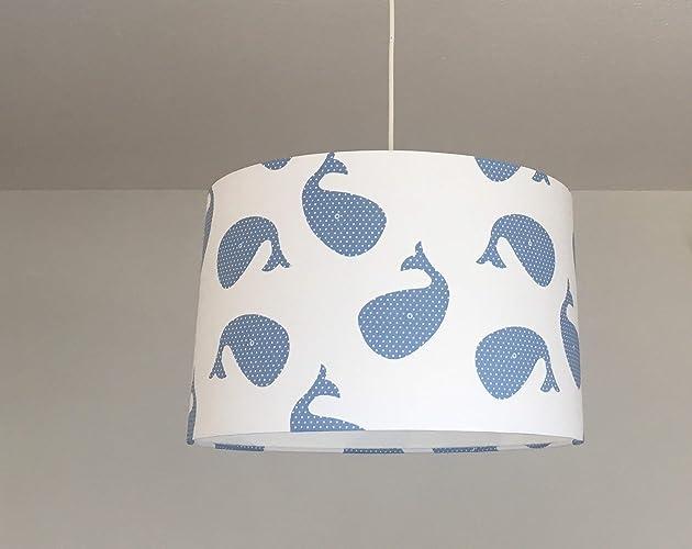 Deckenlampe Kinderzimmer Lampenschirm Kinder Wale: Amazon.de: Handmade