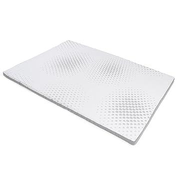 Amazon Com Milliard 2 Inch Gel Memory Foam Mattress Topper