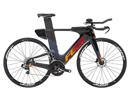 2019 Felt IA10 Carbon Triathlon Bike //// TT Time Trial Shimano Di2 R8050 48cm