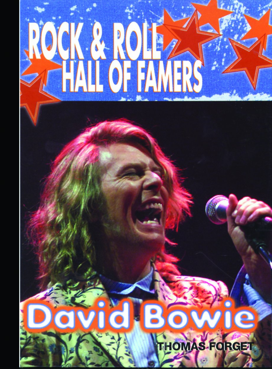 David Bowie (Rock & Roll Hall of Famers)