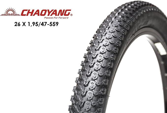 2 x Kenda k829 Bicycle Tyre 26 x 1,95 50-559 Black Set New Bike