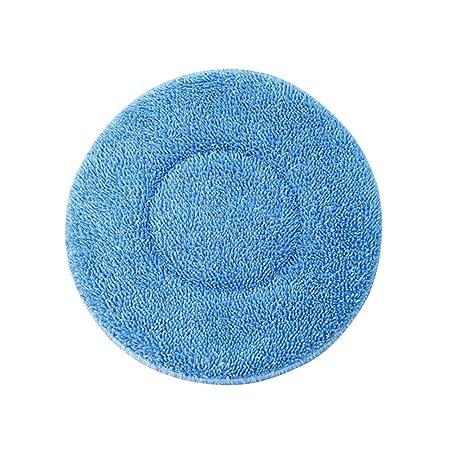 Azul Vosarea Sello de Repuesto Juerga de Vapor en Tela Sellos de Limpieza Lavable para Juerga de Vapor