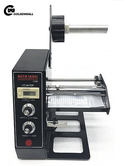 Nuevo automático dispensador de etiquetas (pelacables separar máquina al-1150d