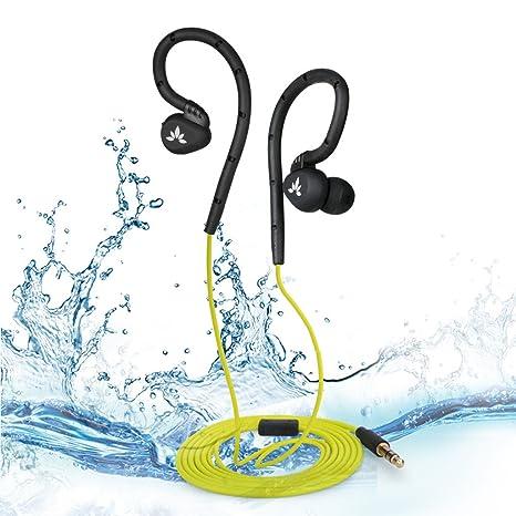 Avantree IPX8 Auricolari Impermeabili per il nuoto e gli Sportivo Sportivi  Sportive Sport Acquatici 715b655983bc
