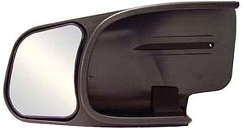 10200 CIPA 2 Black Plastic Custom Towing Mirrors fits GM C//K Pickup Tahoe
